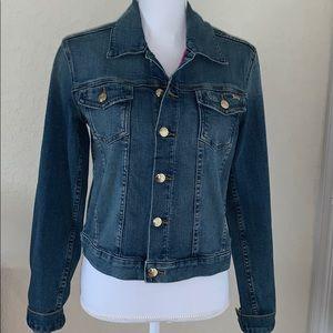 Juicy Couture ladies size S Jean jacket. NWOT